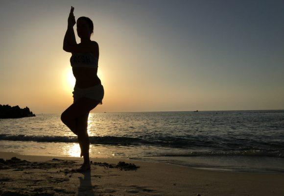 Yoga – Zeit für Dich